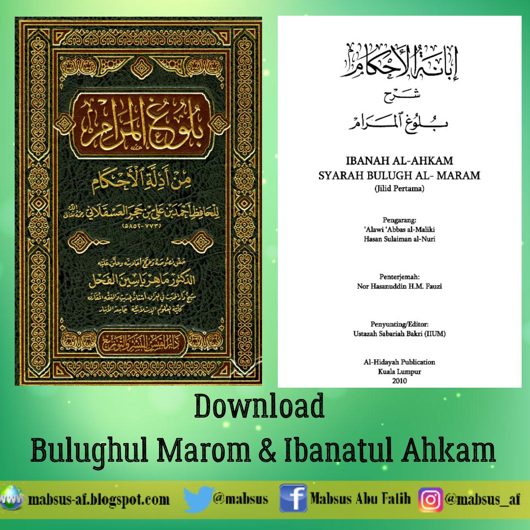 kitab ibanatul ahkam pdf